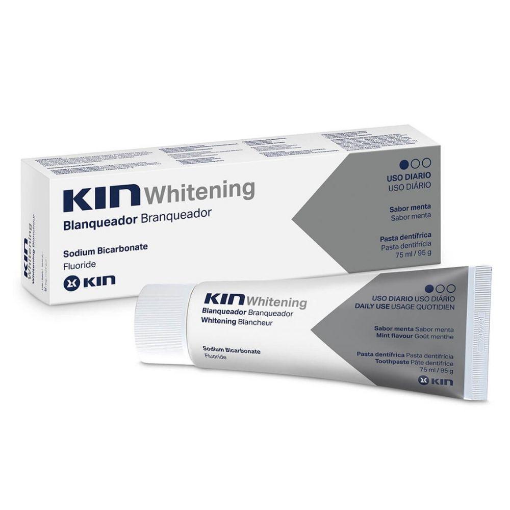 Creme Dental Branqueador - KIN Whitening (95g)