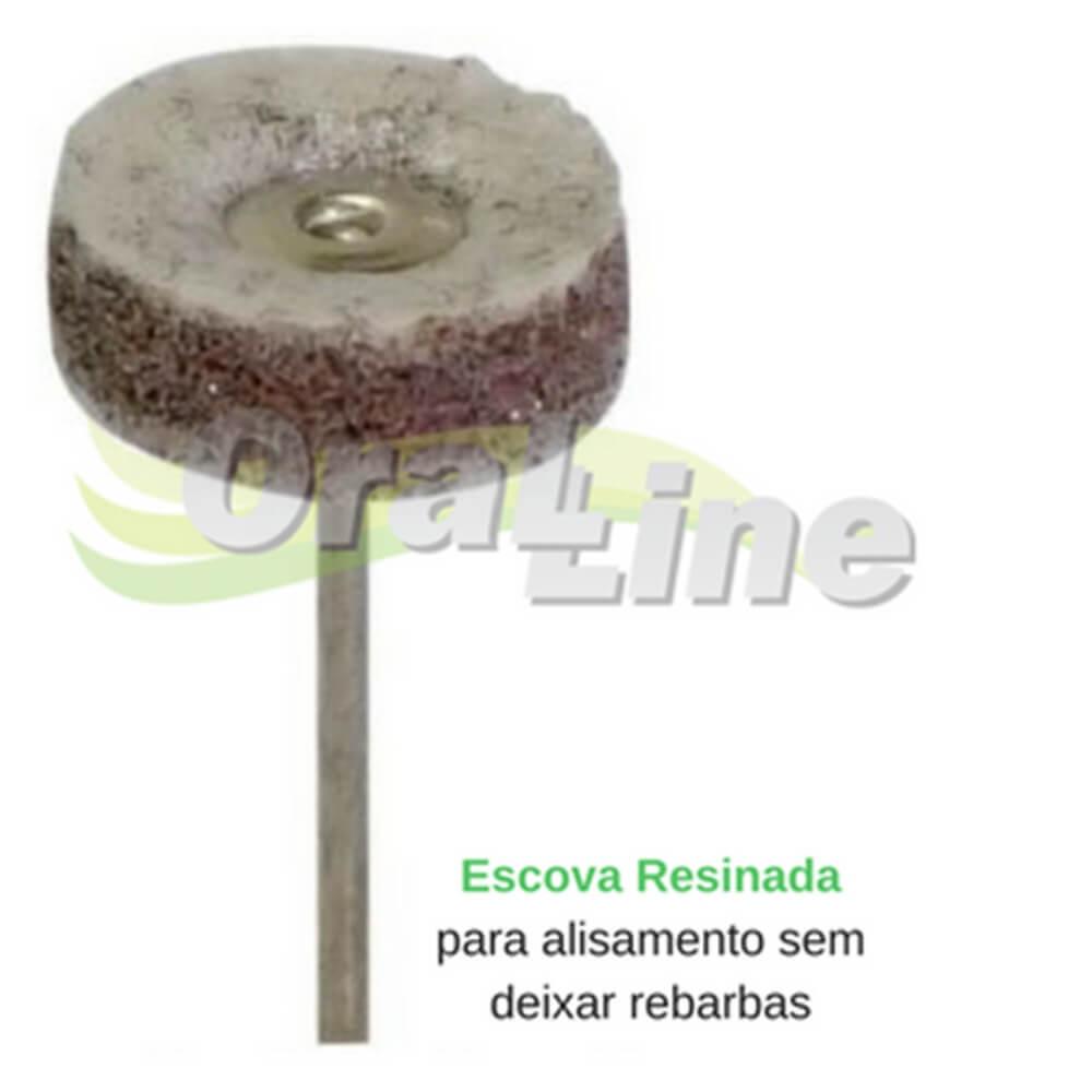 DHPRO - ESCOVA RESINADA 25MM un