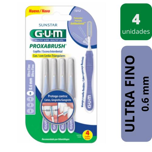 Escova Interdental Ultra Fina (GUM SUNSTAR)