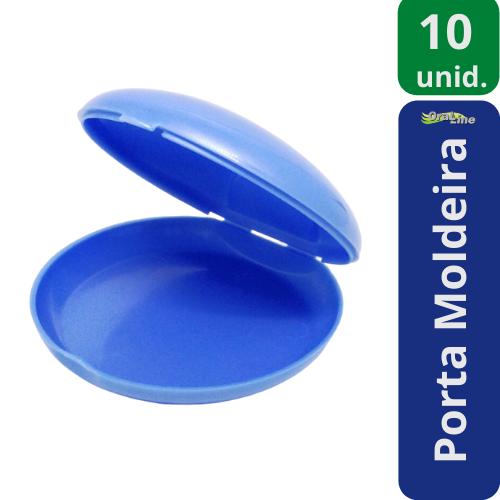 Estojo Porta Moldeira - 10 unidades