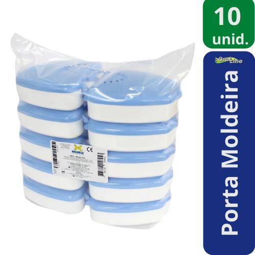 Estojo Porta Moldeira Morelli - 10 unidades