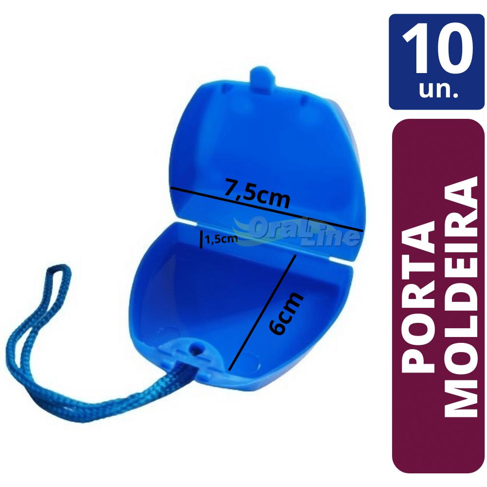 Estojo Porta Moldeira SLIM - 10 unidades  - AG