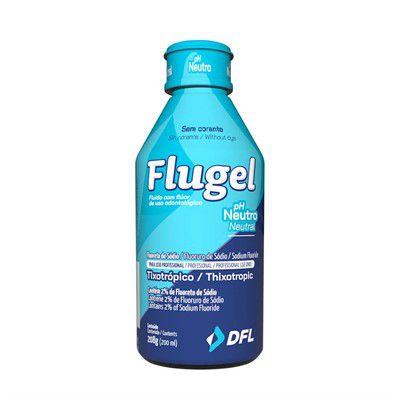 Flugel - Flúor Gel Neutro 200 ml