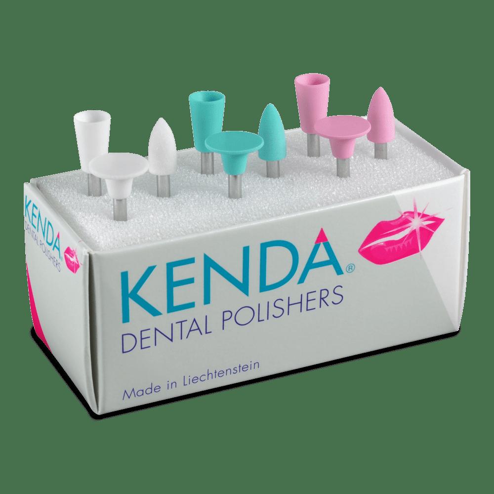 Kit Polidor de Resinas Compostas KENDA