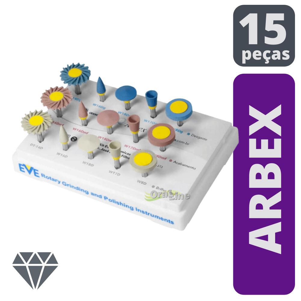 Kit Cerâmicas Dr. Arbex - CA