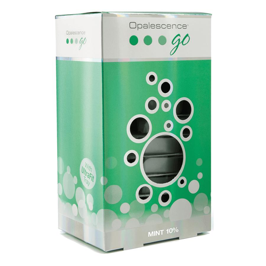 Kit Clareador Opalescence GO! 10% - Moldeiras Pré-Carregadas