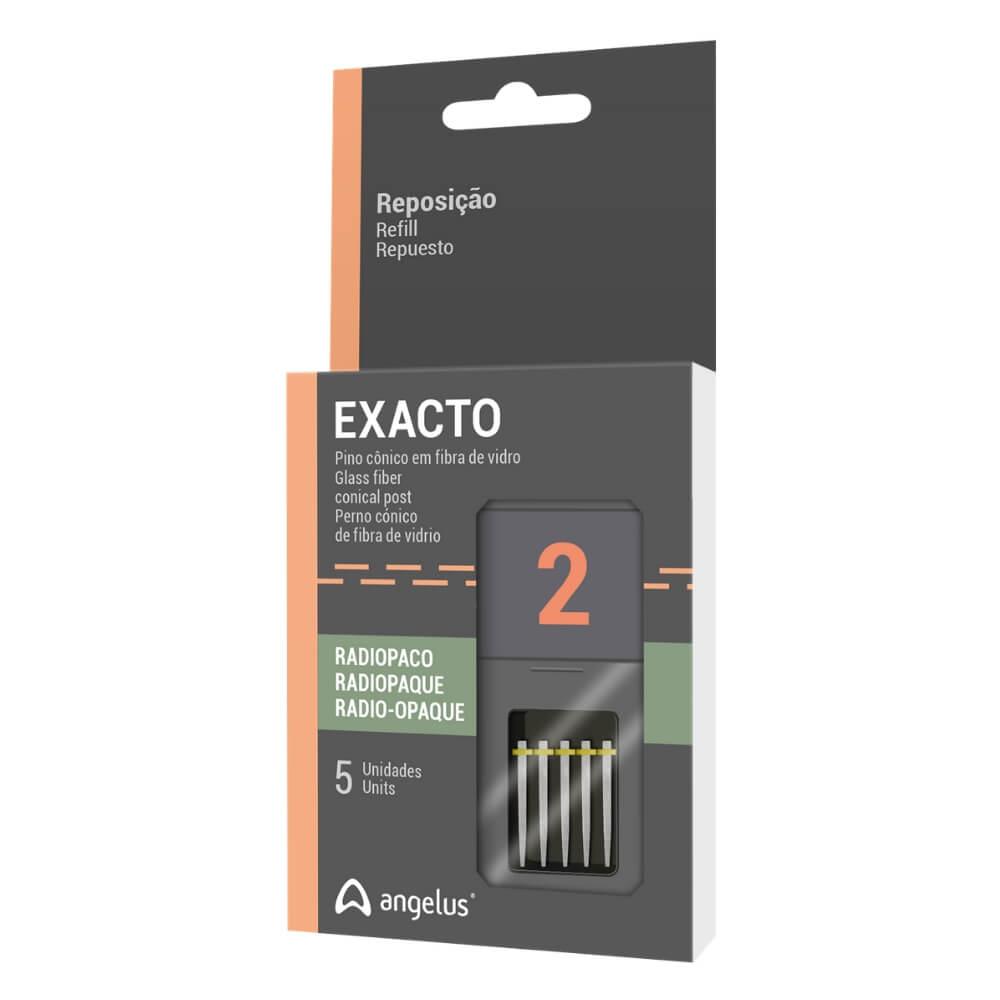 Kit Exacto - 5 pinos + broca