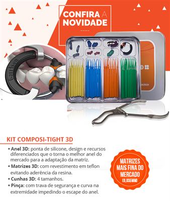 Kit Garrison 3D com Pinça - GDS
