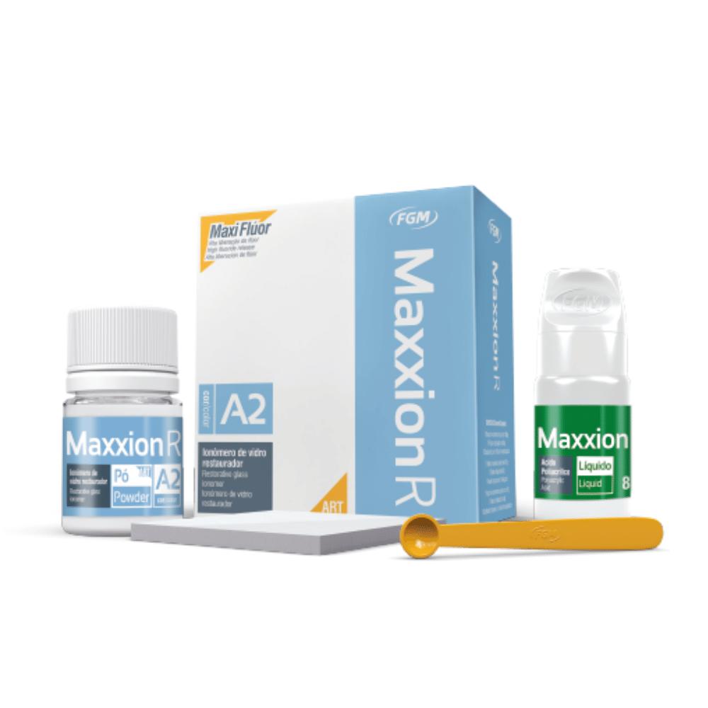 KIT Maxxion R | Ionômero de Vidro | Autopolimerizável | FGM