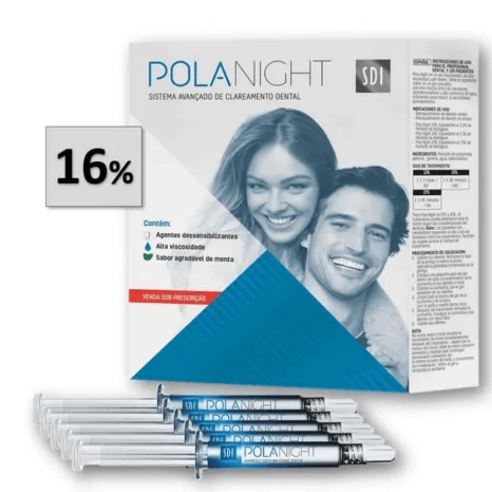Kit Pola Night - 5 seringas
