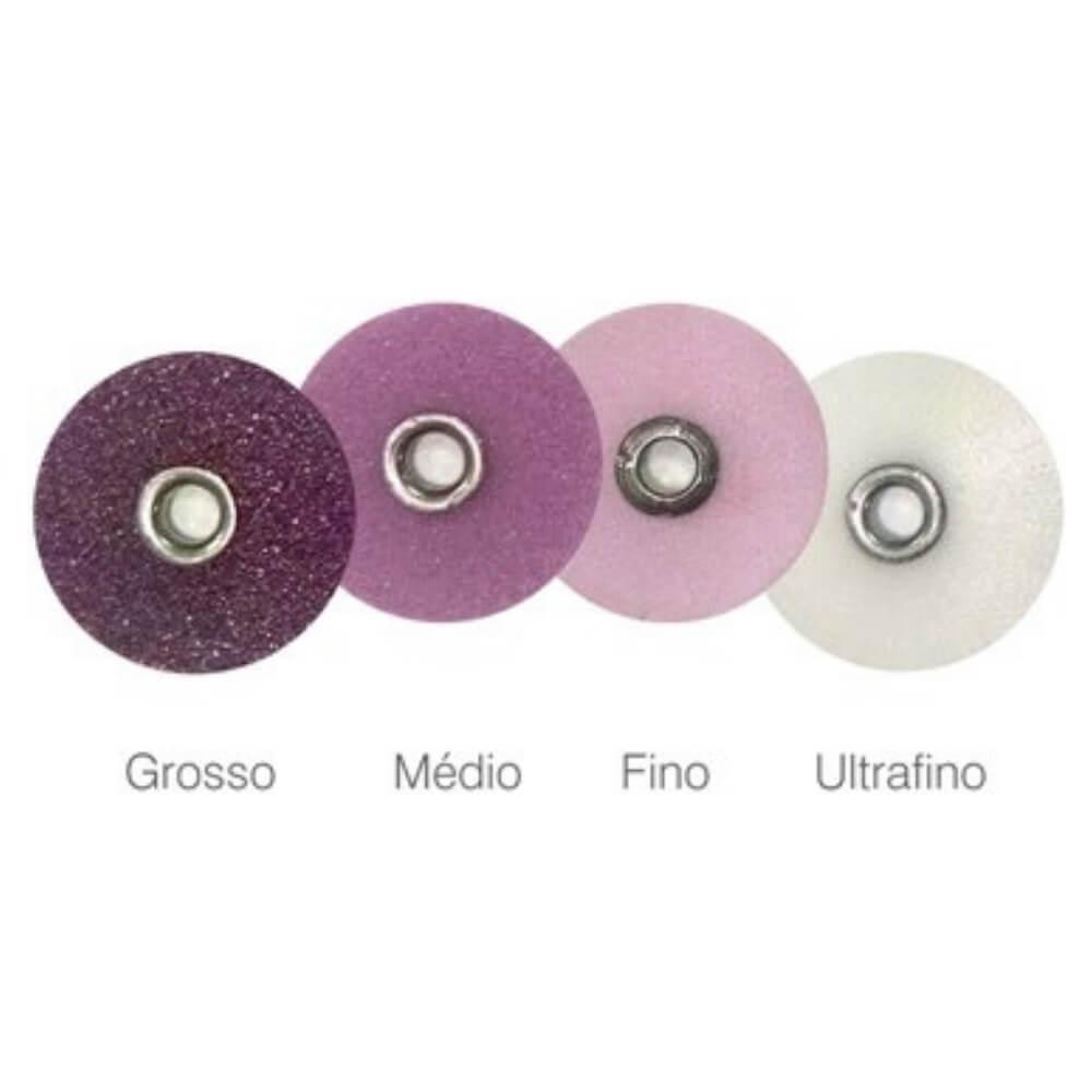 Kit Praxis - Discos de Lixa
