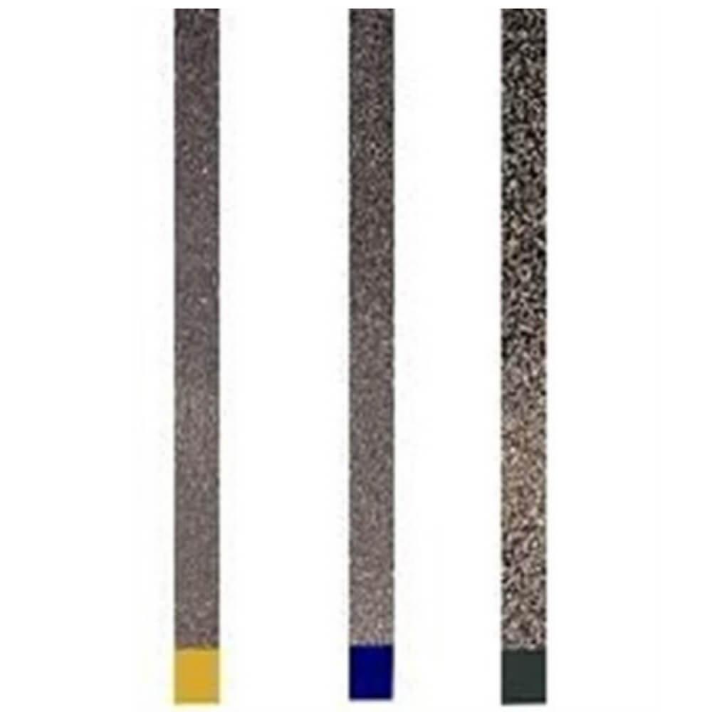 Kit Tiras Diamantadas 2,5 mm