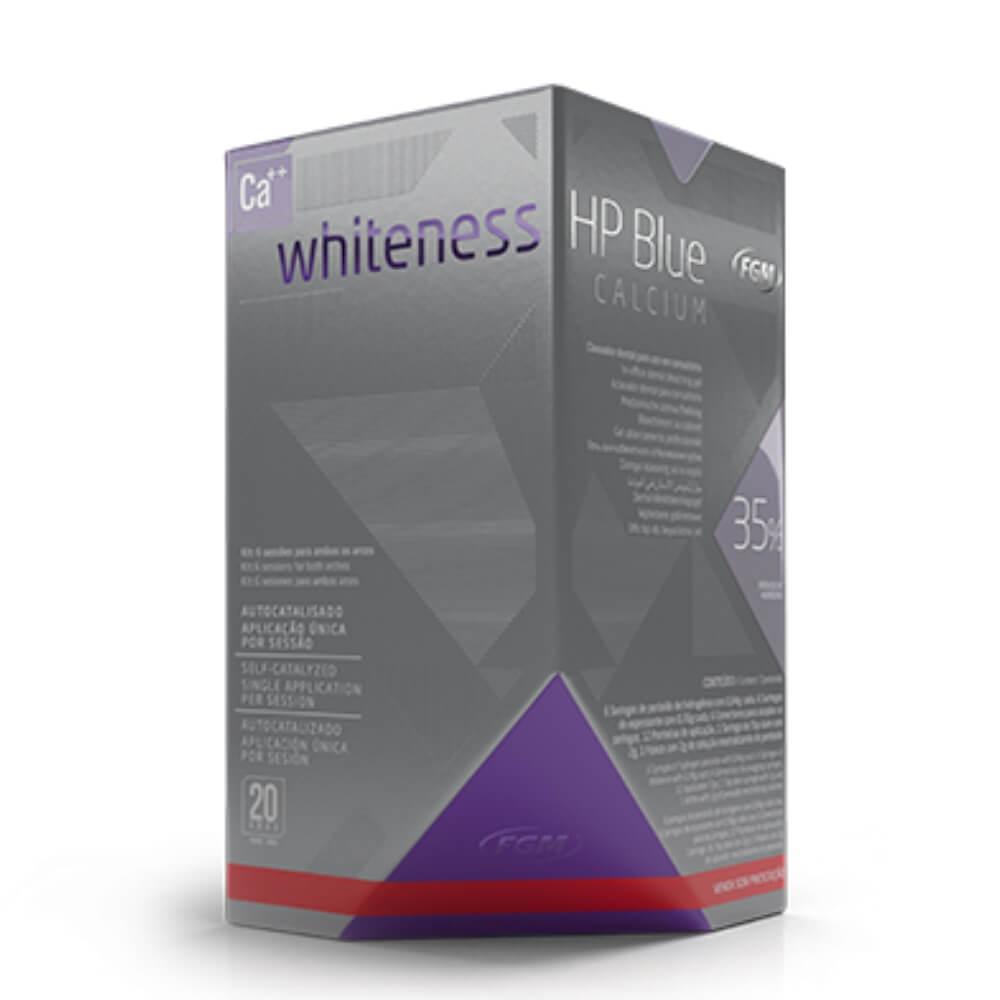 Kit Whiteness HP Blue 35% - 6 Aplicações