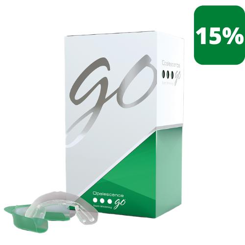 NOVO: Clareador Opalescence GO! 15%