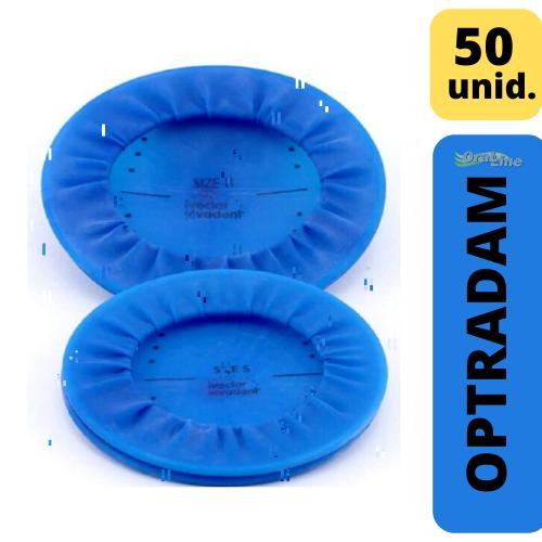 OptraDam - Ivoclar - caixa com 50 unidades