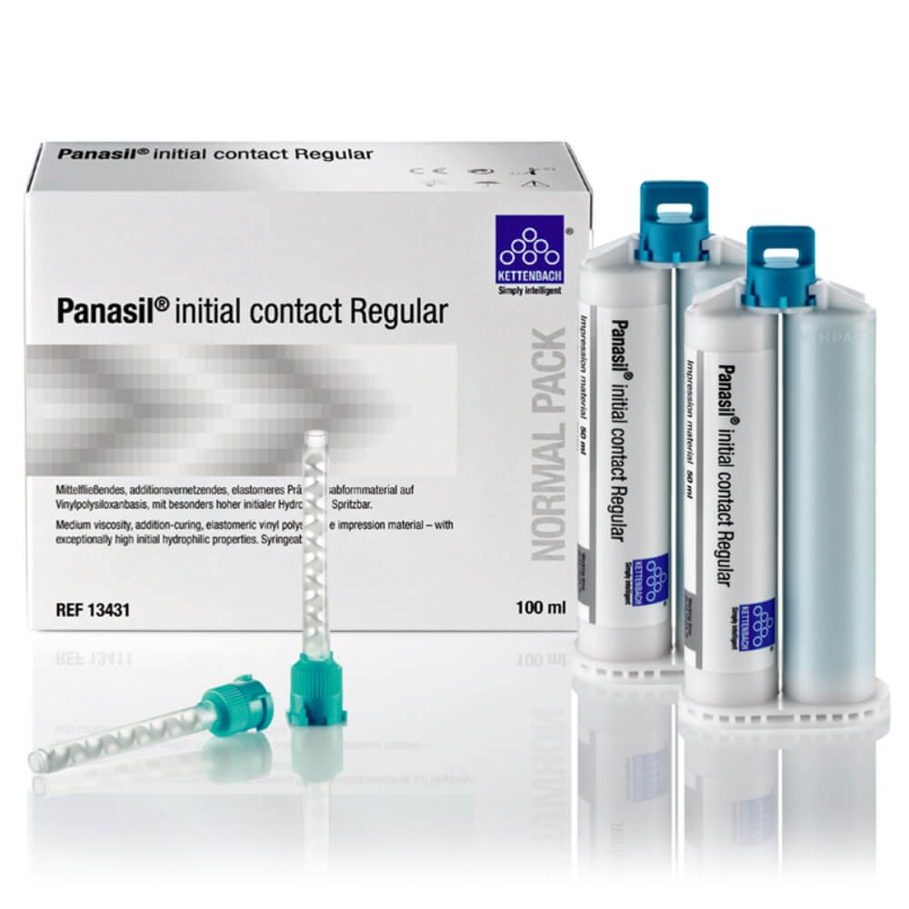 Panasil Initial Contact REGULAR - 2x50ml