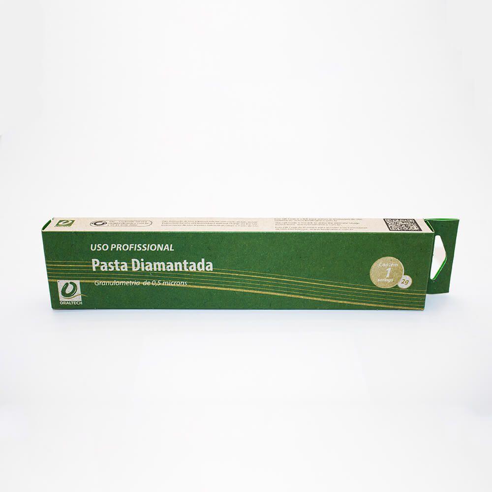 Pasta Diamantada - Oraltech