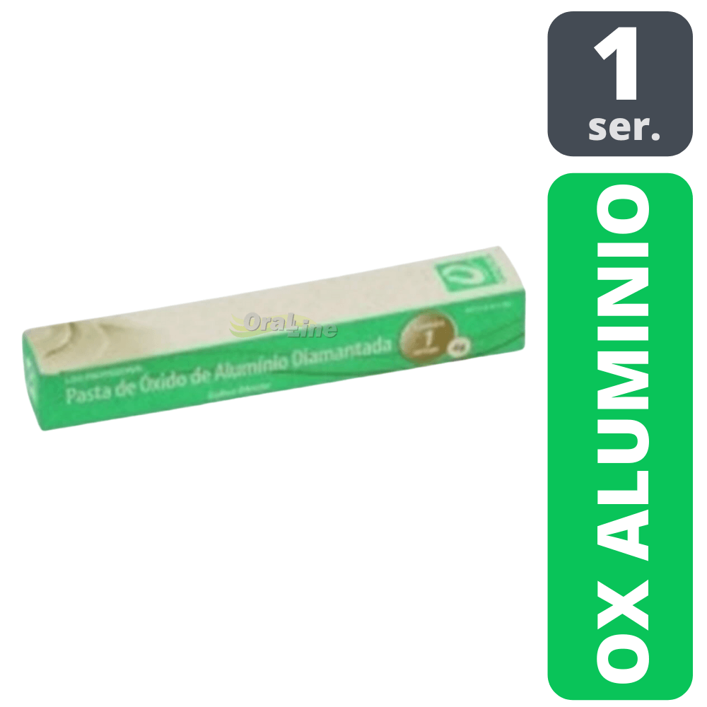 Pasta Óxido Alumínio - Oraltech