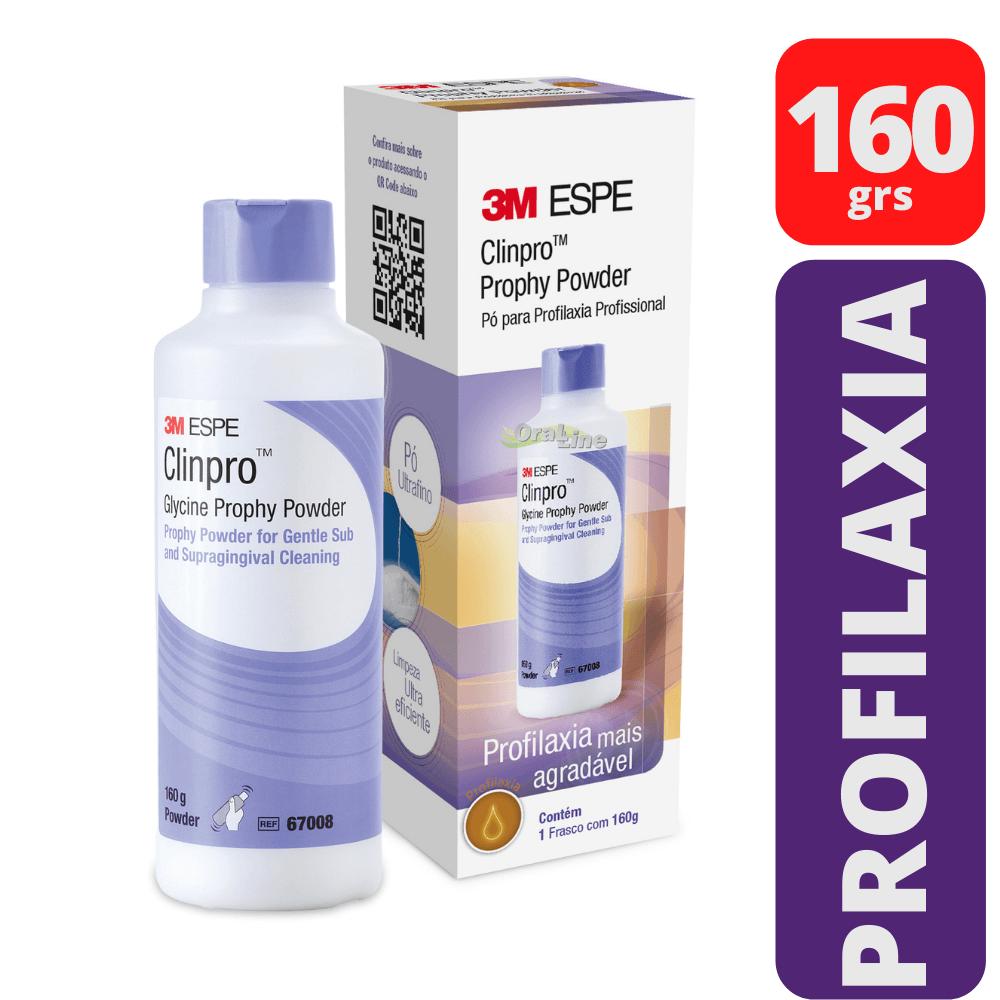 Pó para Profilaxia - Clinpro Prophy Powder 3M ESPE