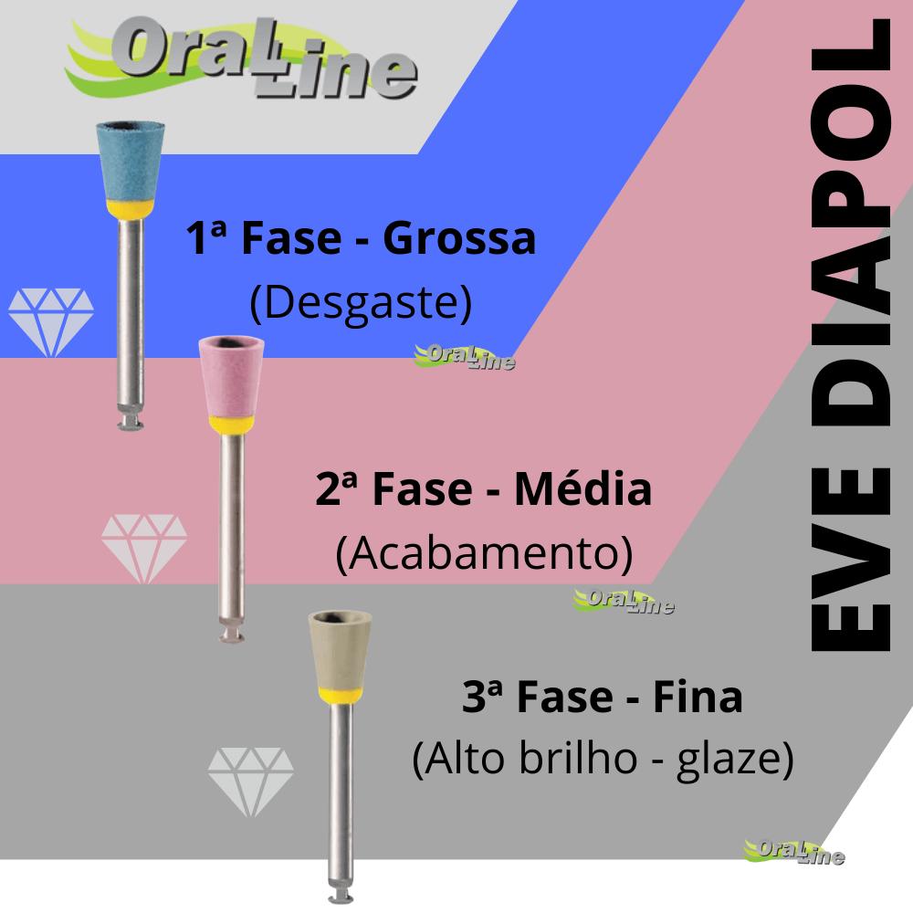 Polidor EVE DIAPOL - TAÇA Azul/Grosso - CA