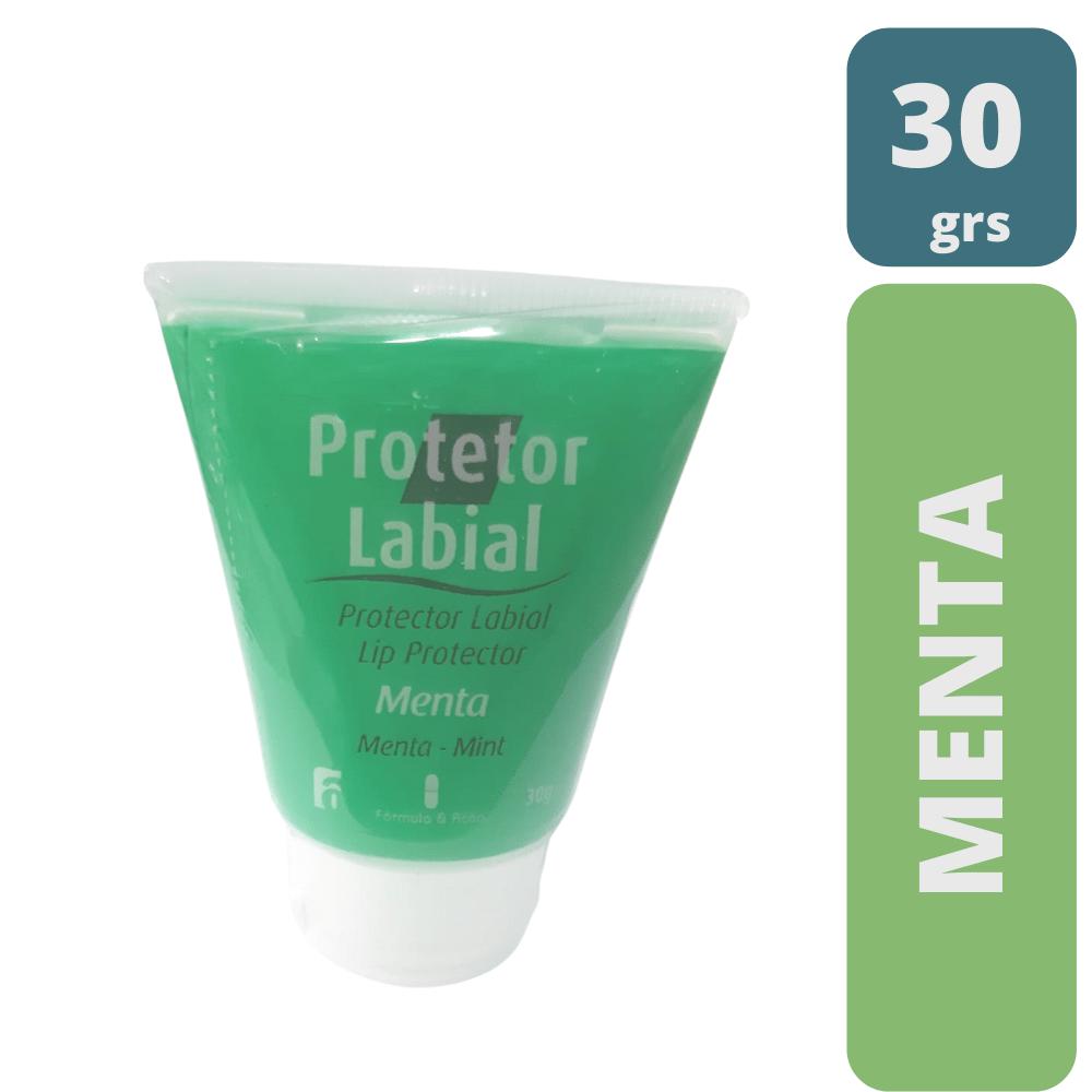 Protetor Labial 30g   Formula e Ação