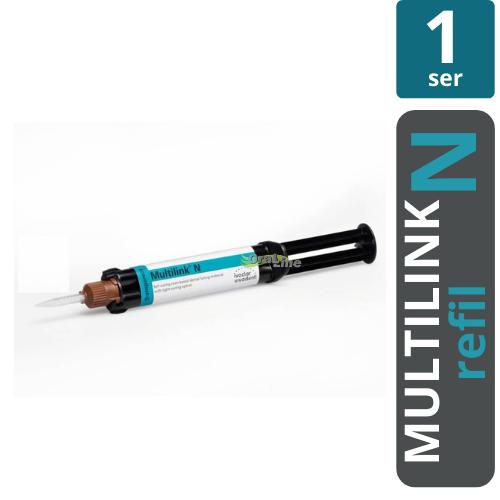 Refil Multilink N - Cimento Autopolimerizável