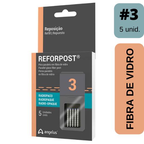 Reforpost: Pino de Fibra de Vidro