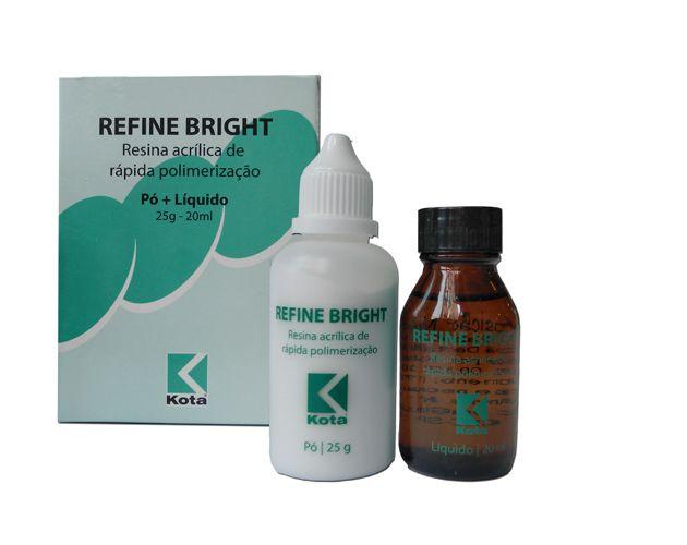 Resina Acrílica Refine Bright - Kota