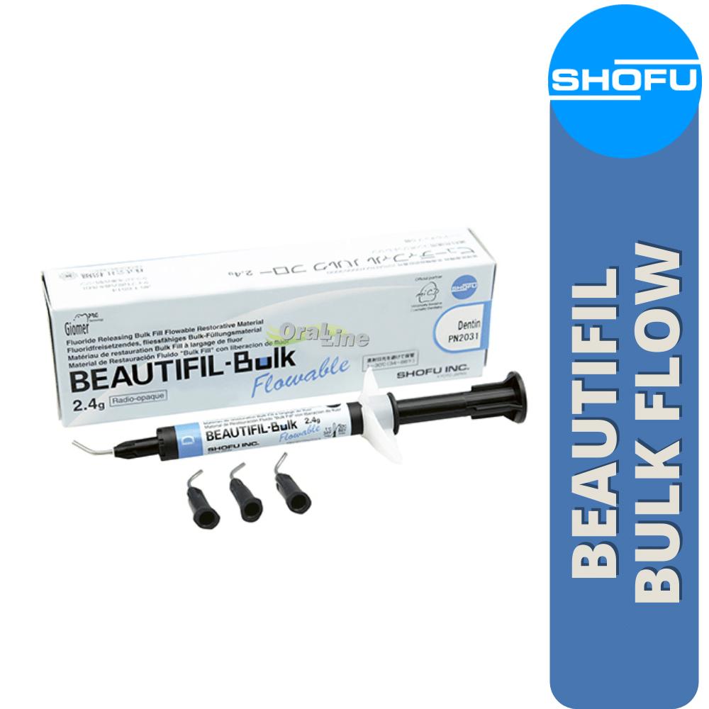 Resina Bioativa Beautifil  Bulk FLOW   Shofu