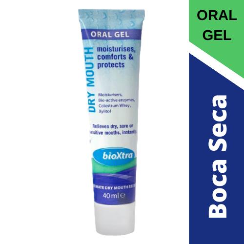 Saliva artificial BIOXTRA ( Gel Oral)