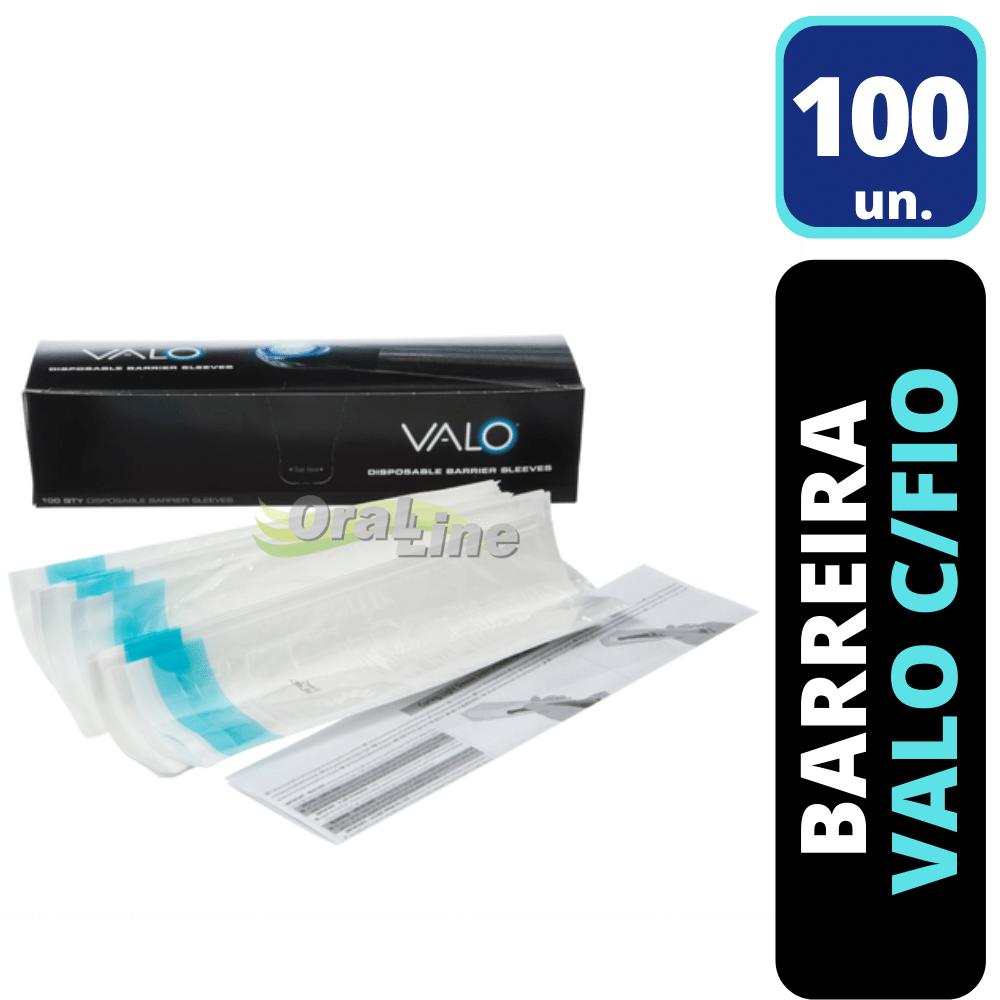 VALO - Barreira Protetora Plástica p/ Valo COM Fio - 100 unidades