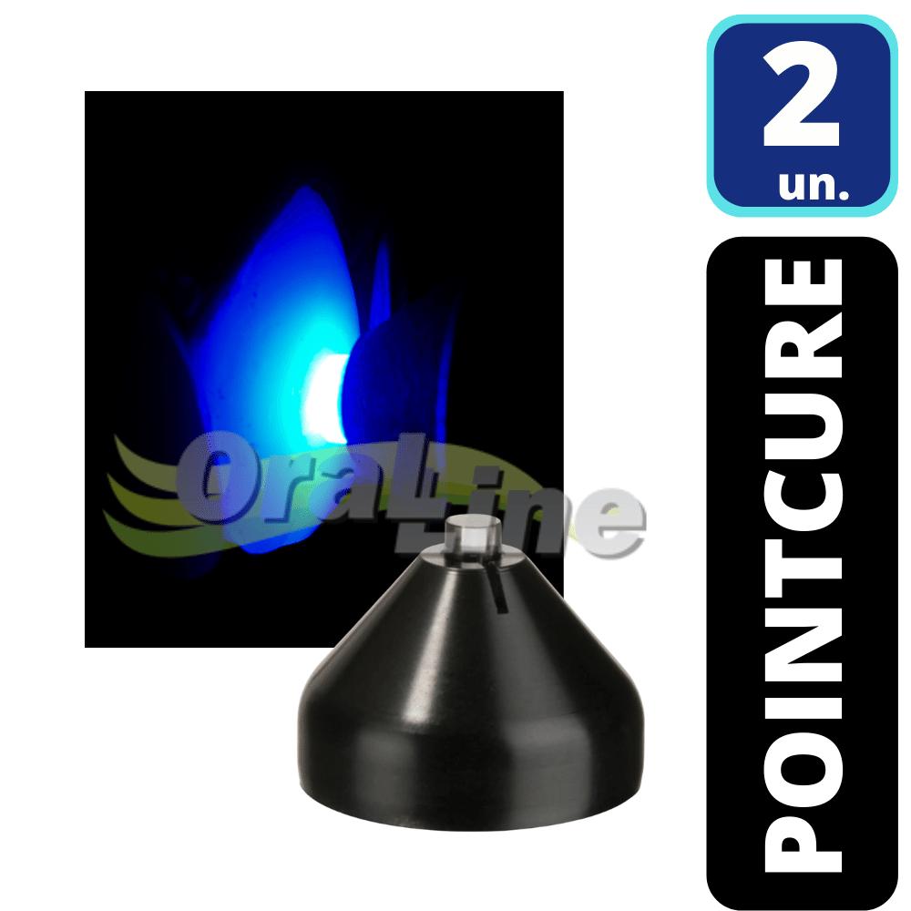 VALO - Ponteira/Lente Magnética PointCure (Facetas)