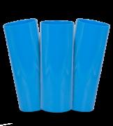 Long Drink Prêmium - Azul Royal Fechado - Espessura 2mm - Cx c/ 100 Unidades
