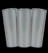 Long Drink Prêmium - Prata - Espessura 2mm - Cx c/ 12 Unidades