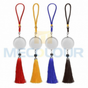 Ornamento de Cristal - Sublimação - Redondo - Mecolour
