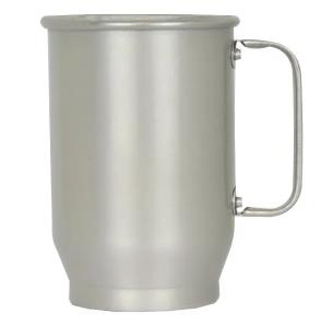 Caneca de Alumínio para Sublimação - 600 ml