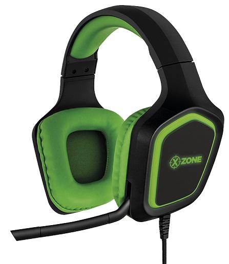 Headset  Gamer GHS02 C/ Led  Isolamento acustico e microfone ajustável.