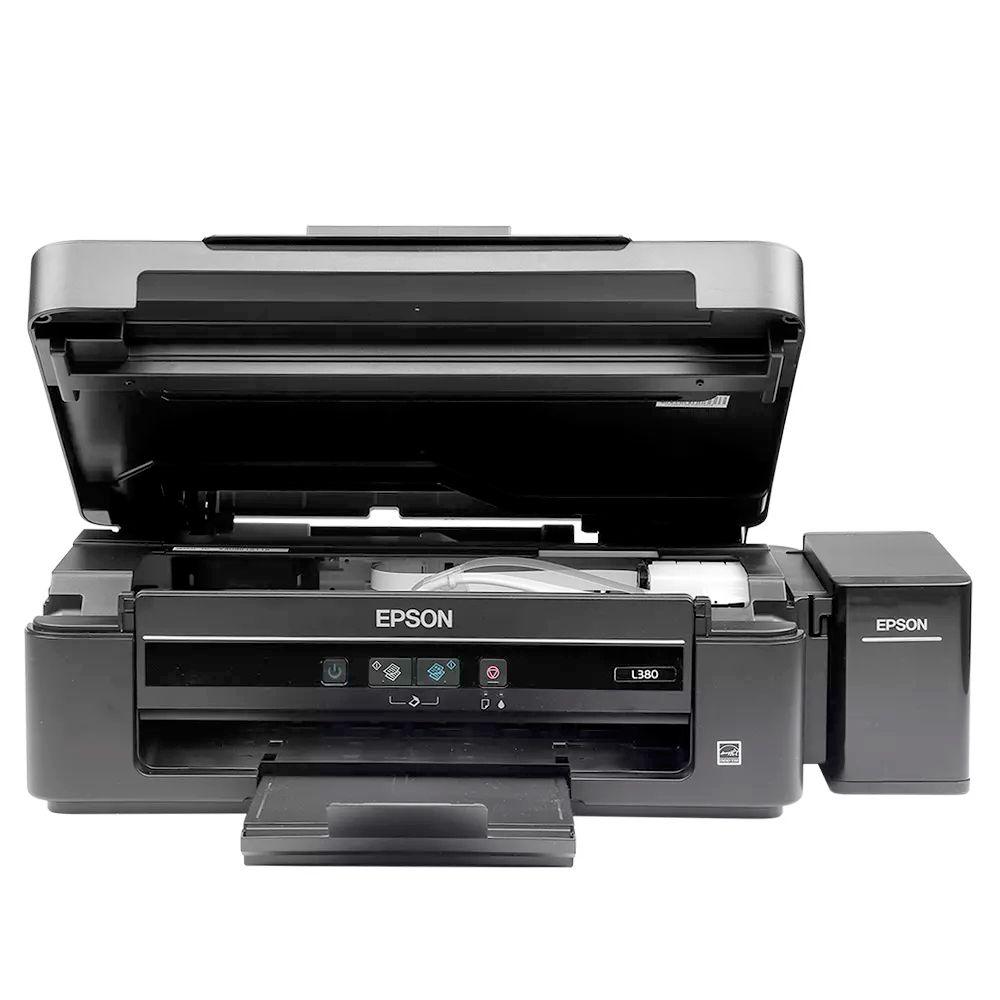 Impressora Sublimática L380 - Multifuncional  Epson Ecotank