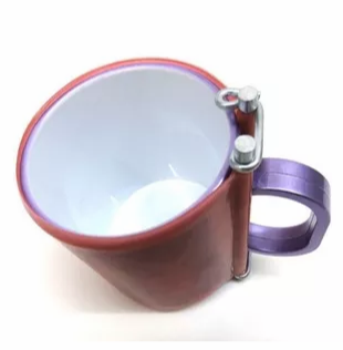 Kit 6 Mantas de Silicone para Canecas + Brinde