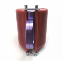Manta de Silicone para Canecas Cilíndricas 325ml