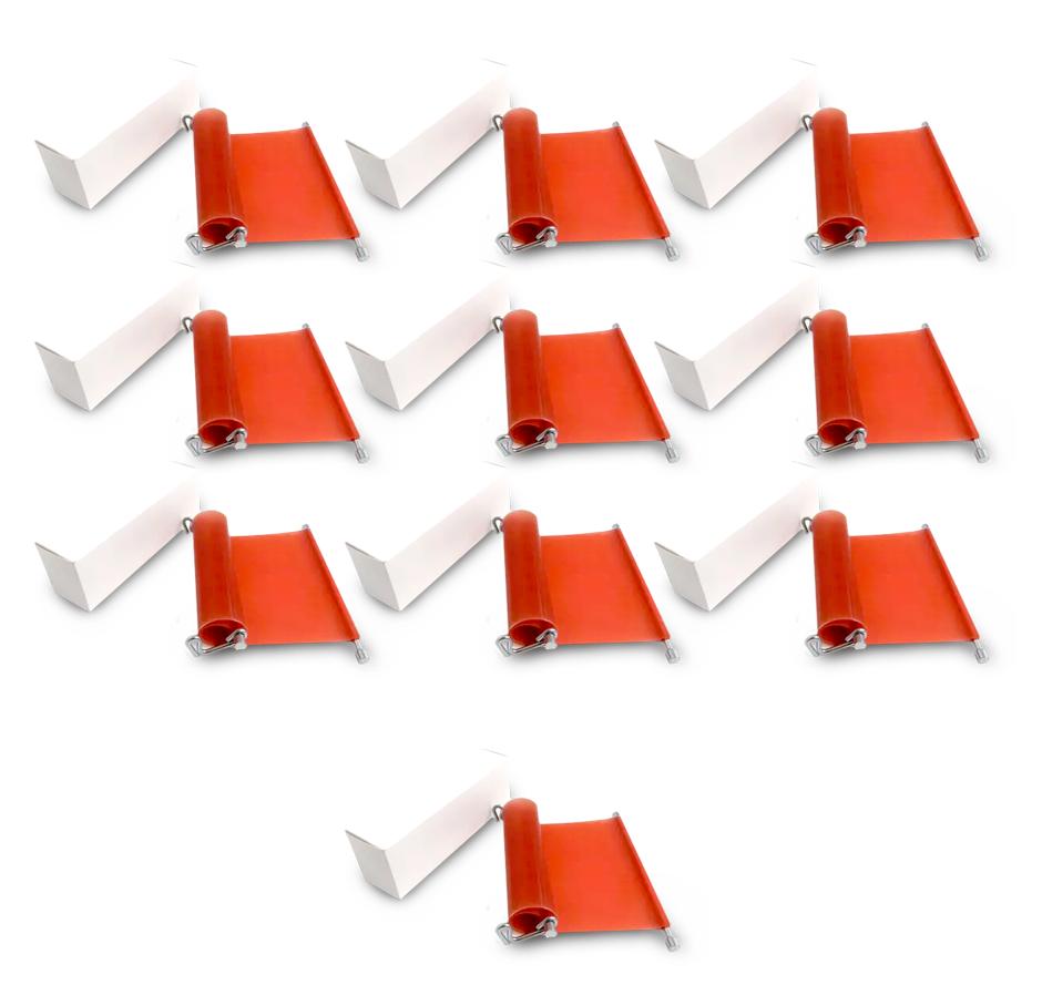 Manta de Silicone para Canecas - Prensa 3D - Leve 10 e Pague por 9