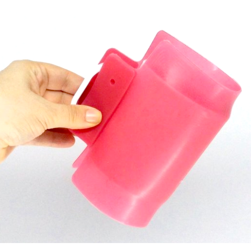 Manta de Silicone Universal - Canecas Cilindricas - Squeezes
