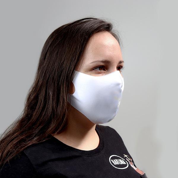 Mascara de Tecido Lycra