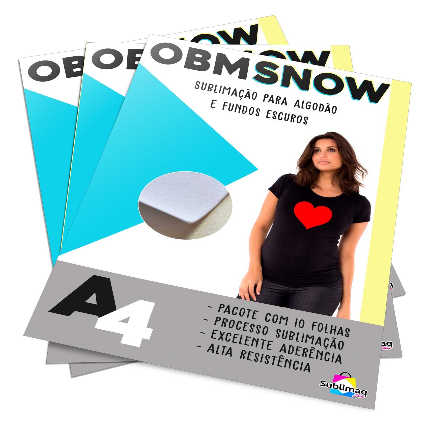 OBM SNOW Apeluciado - 10 unidades