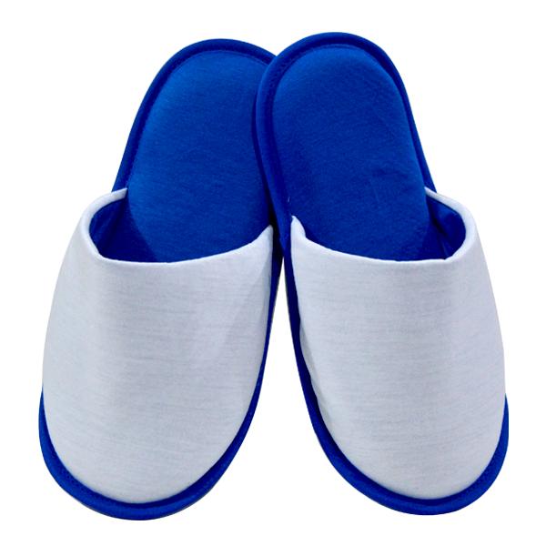 Pantufa para Sublimação - Azul Marinho