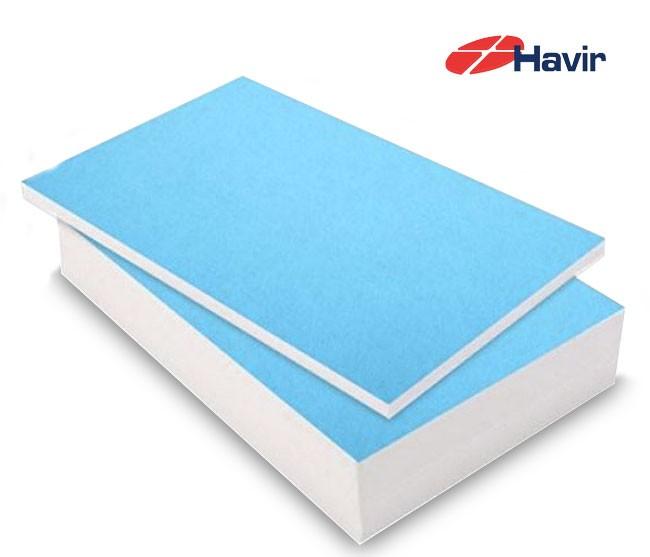 Papel Sublimático Fundo Azul A3 Pct com 50 Folhas Havir