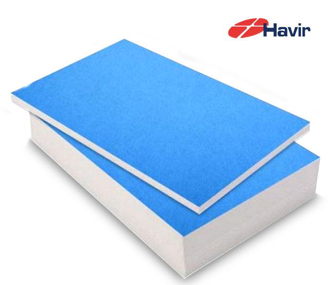 Papel Sublimático Fundo Azul A4 Pct com 100 Folhas Havir