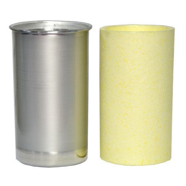 Porta Lata de Cerveja Térmico -  Alumínio Resinado para Sublimação  - Latão 600 ml