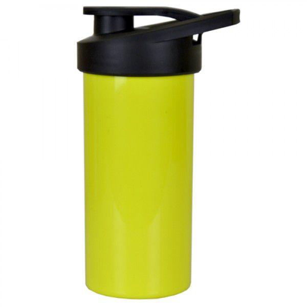Squeeze de Polimero para Sublimação - Amarelo Neon  - 500ml