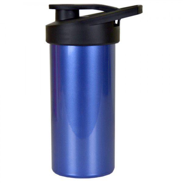 Squeeze de Polimero para sublimação - Azul Metalizado  - 500ml